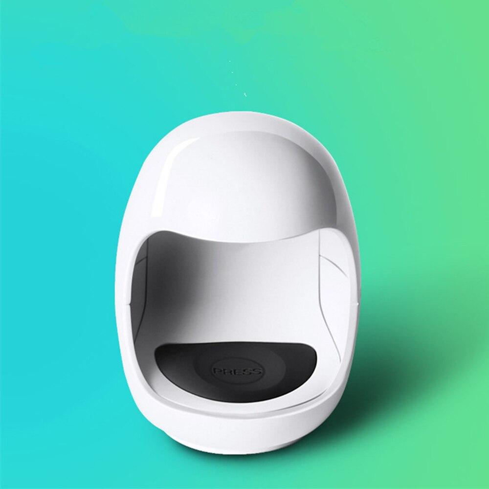 3W UV LED Lamp Nail Dryer Egg Shape Nail Single Finger Lamp Nail Gel Polish Dryer Drying Machine Smart Sensor 45s 60s Dryer in Nail Dryers from Beauty Health