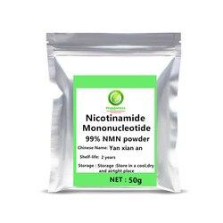 Горячая Распродажа 99% nicotinamide mononucleotide nmn порошок 1 шт. Фестивальная добавка к питанию блеск для кожи лица nicotinamide riboside