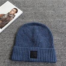Новинка 2020 осенне зимняя шерстяная теплая вязаная шапка cptopstoney