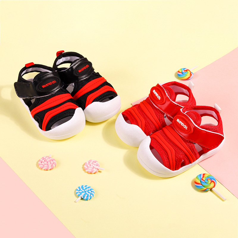 Toddler Non-slip Anti-collision Sandals 2