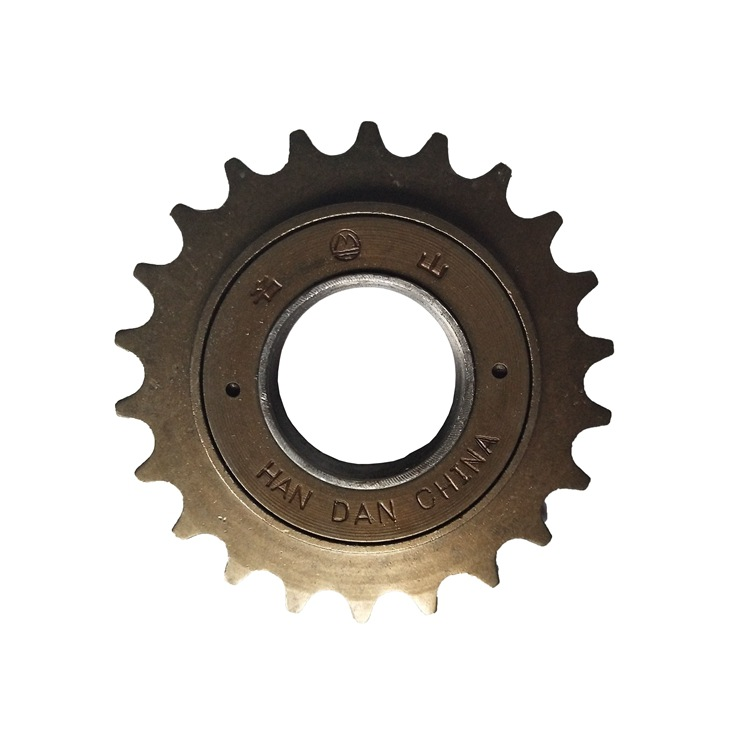 Bicycle Single Sufei Round Mountains 22t Flywheel 22 Teeth Single Sufei Round E-Bike Tricycle Flywheel