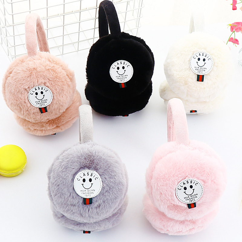 Unisex Earmuffs Ear Muffs Earwarmer Winter Ear Warmers Mens Womens Behind Comfortable Warm Earmuff