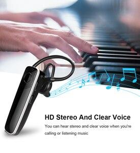 Image 3 - Nouveau abeille Bluetooth écouteur sans fil mains libres casque Mini écouteur casque avec CVC6.0 micro pour iPhone xiaomi Android