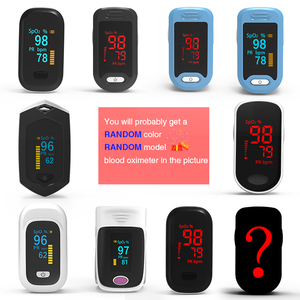 Image 5 - Medical Digital Pulse Oximeter LED Oximetro blood oxygen Heart Rate Monitor SpO2 Health Monitors Oximetro De Dedo