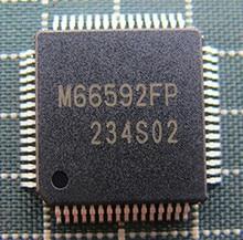 1 шт ~ 10 шт./лот M66592FP QFP-64 M66592 QFP64 чип памяти/контроллер новый оригинальный в наличии