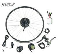 Precio https://ae01.alicdn.com/kf/Hf88ad55f056f4062b74b6c7f5d9ce675n/Algún día 24 v250w Kit de conversión de bicicleta eléctrica rueda del Motor del cubo del.jpg