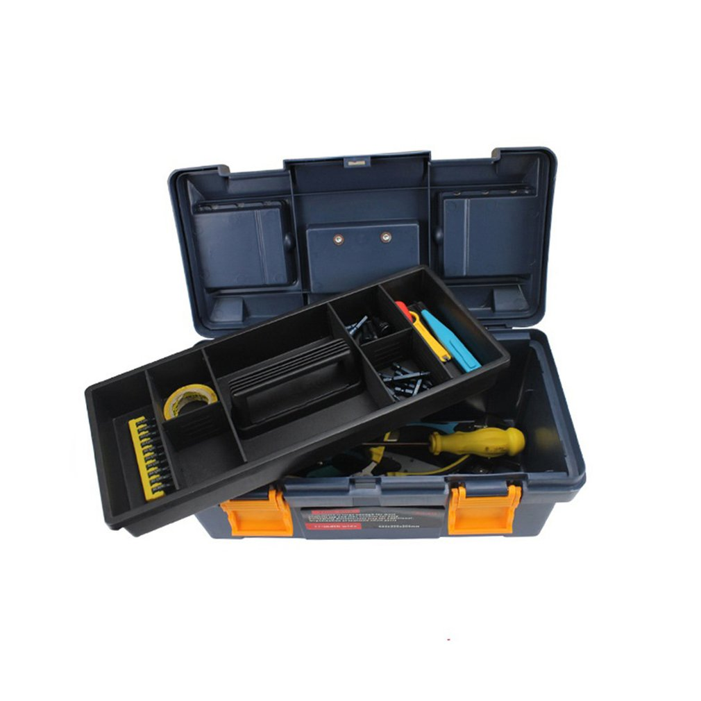 Multifunctional 15 Inch Outdoor Shockproof Waterproof Boxes Protective Safety Case Plastic Tool Box Dry Box
