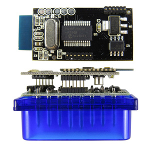 Image 5 - ELM327 – outil de Diagnostic automobile, lecteur de Code, Bluetooth V1.5, prise OBD2, pour Android, ELM 327