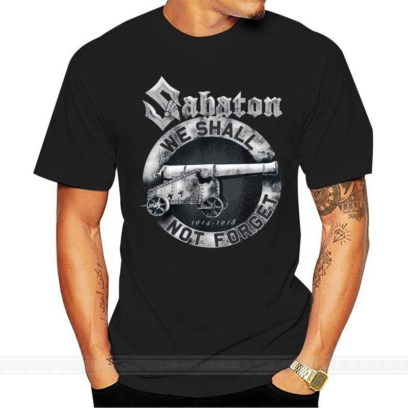 Футболка мужская хлопковая, летняя модная, европейские размеры, от Sabaton