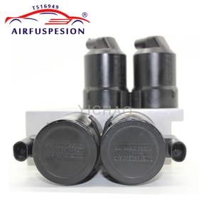 Image 4 - 油圧abcバルブブロックメルセデスW220 W215 CL500 CL55 CL600 S500 S600 2203280031 2203200358