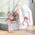 Украшение для дома в виде фламинго  украшение для свадьбы  стол  Римский Декор для гостиной  магазин талисманов  декор для магазина  книжная ...