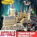 In Lager H warzen Burg 16060 Potter Magic School Modell Bausteine Bricks Kompatibel 71043 Film Kinder Spielzeug-in Sperren aus Spielzeug und Hobbys bei