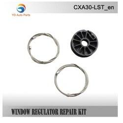 Untuk Citroen Xantia X2 Jendela Regulator Perbaikan Kit Sisi Kiri Depan