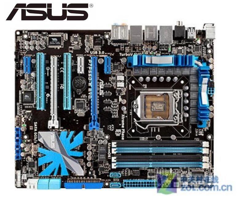 p7p55d asus ram - Asus P7P55D-E EVO Desktop Motherboard LGA 1156 DDR3 for I5 I7 CPU USB2.0 USB 3.0 16GB P55 Original used motherboards
