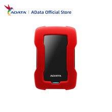ADATA-disco duro externo HDD USB 3,0 HD330, 1TB, 2TB, 4TB, 2,5 pulgadas, portátil, HD, para ordenador portátil o de escritorio