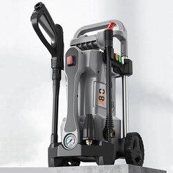 Peak Power 3800W High Pressure Car Washing Machine 150Bar Cleaner Pump Car Washing Water Gun Foam Generator Induction Motor