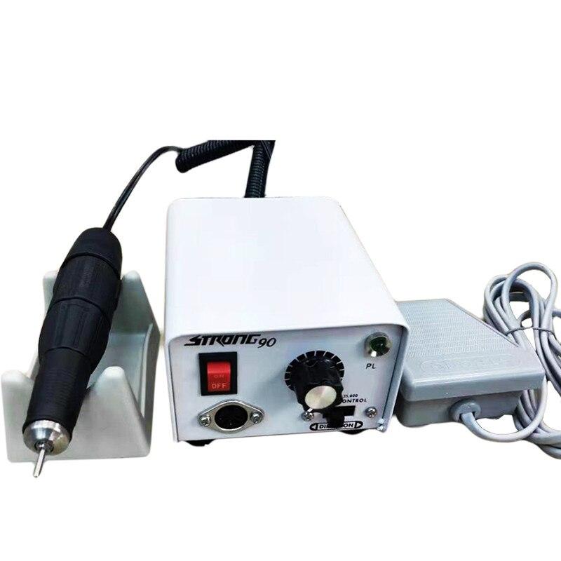 Профессиональная электрическая дрель для ногтей, Машинка для маникюра с дрелями, оборудование для педикюра, маникюра, дизайна ногтей, элект