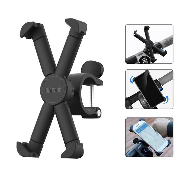 Segway ninebot Roller Telefon Halterung 360 Grad Drehbare Fahrrad Motorrad Halter Für 4,7 zoll 6,5 zoll Handy