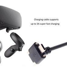 1/3/5/8 стержень м Тип usb C кабель для передачи данных 3A Быстрый зарядный кабель для передачи данных для Oculus Quest ссылка очки виртуальной реальности VR гарнитура для паровой Очки виртуальной реальности VR Quest Тип с разъемами типа C и 3,1 USB линия