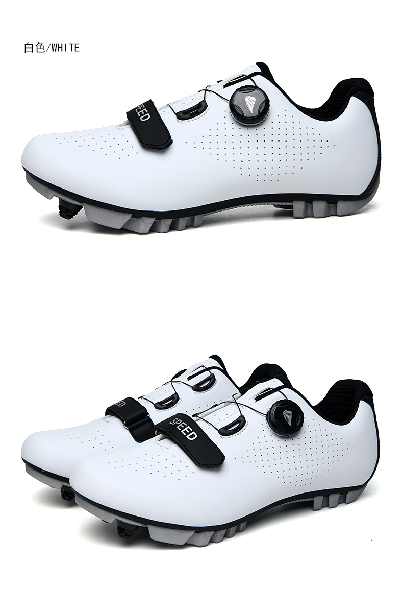 2021 novo estilo mtb ciclismo sapatos de