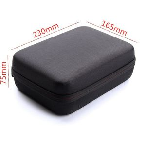 Image 5 - Professional Portable Carry Case Storage Bag Box for ZOOM H1 H2N H5 H4N H6 F8 Q8 Handy Music Recorders Accessories