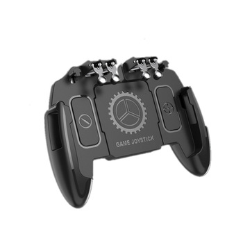 M10 Pubg Controller Six Finger Gamepad Pubg Mobile Game Controller Free Fire Key Button Joystick Gamepad L1 R1 Trigger for PUBG
