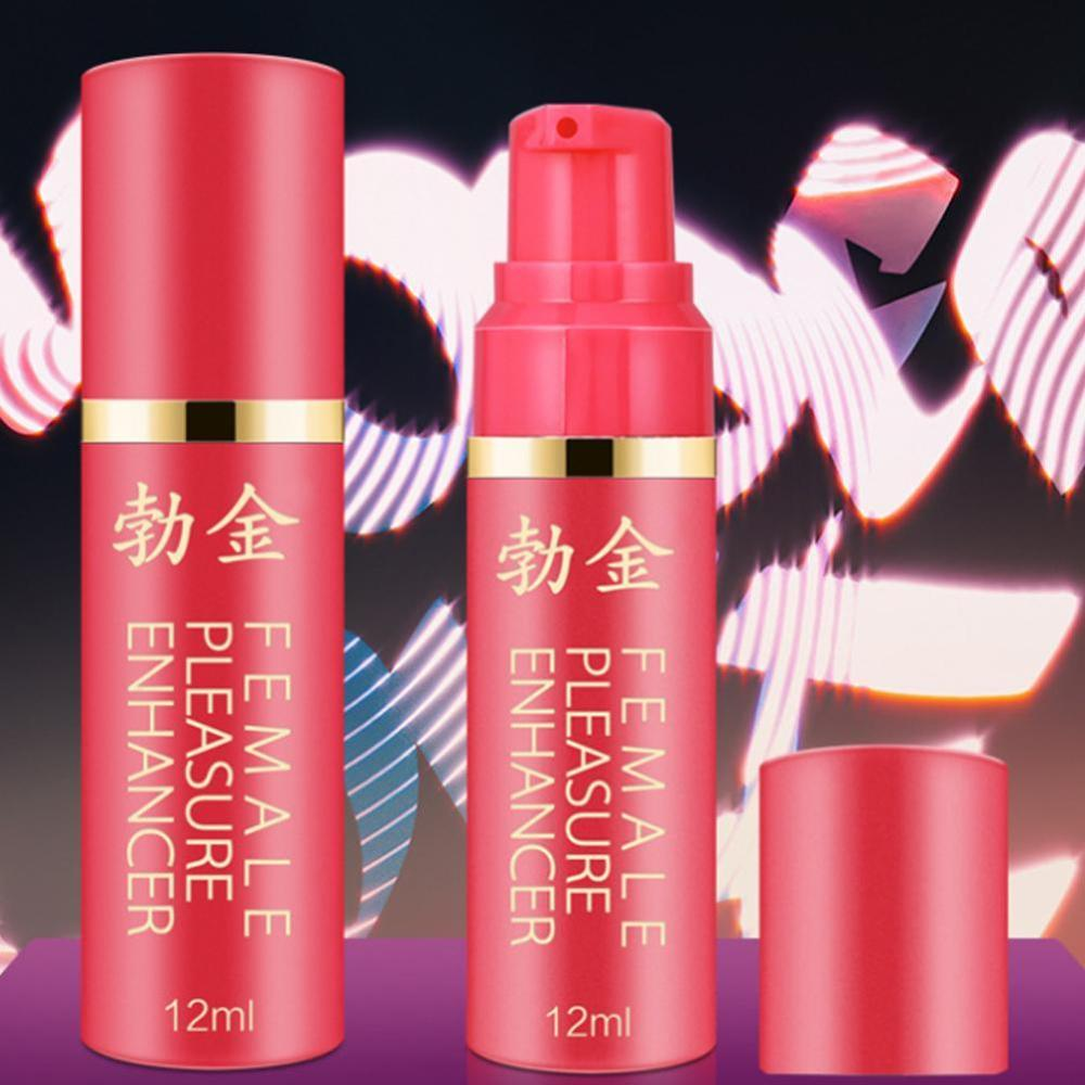 NEW 12ml Female Lubricant Intense Orgasmic Gel Sex Drops Exciter For Women Climax Orgasm For Sex Libido Enhancer Spray Intim Gel in Vibrators from Beauty Health