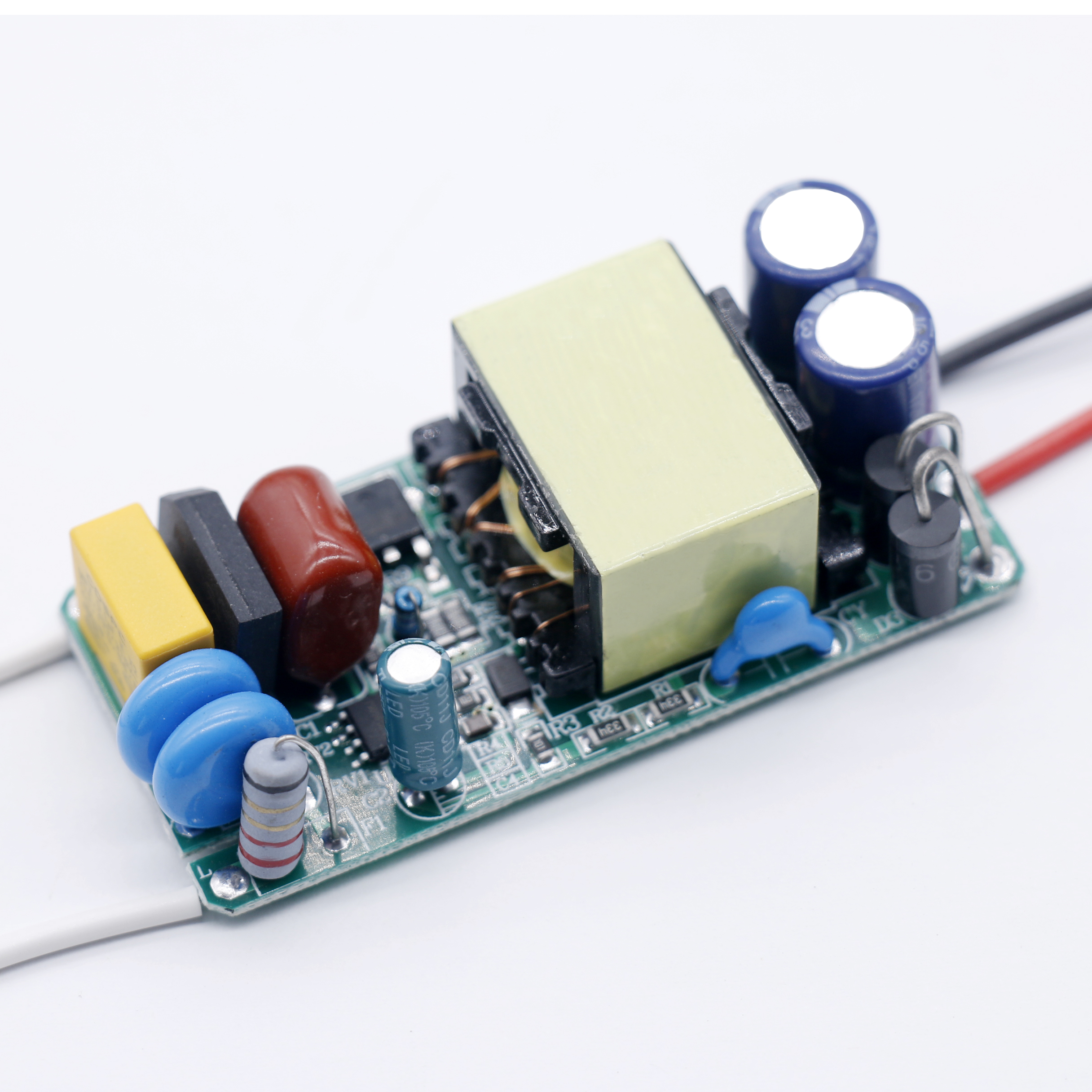 LED Driver 50W 40W 30W 20W 24-36V Power Supply Constant Current Control Lighting Transformers Bare Board For LED Diode Lamp Bead