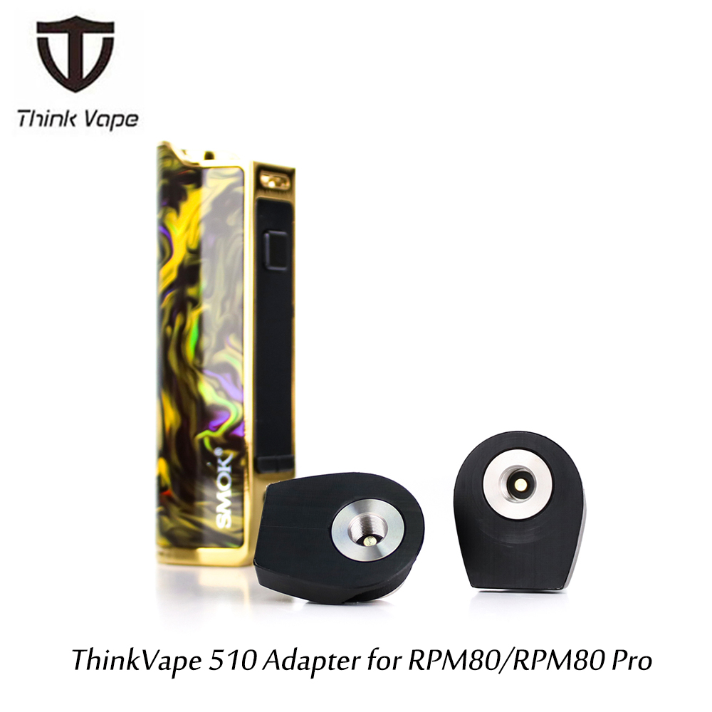 Newest Thinkvape 510 Adapter For RPM80 For RPM80 Pro Pod Kit Electronic Cigarettes Thread