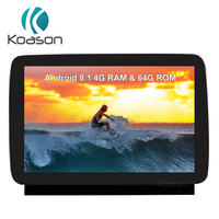 Koason Android 8.1 vehicle Audio Multimedia Player For Mercedes Benz ML GL W166 X166 2012 2015 Monitor Screen Car GPS Navigation