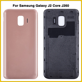 New Housing Case For Samsung Galaxy J2 Core J260 J260F J260G J260M Battery Back Cover Door Rear Shell