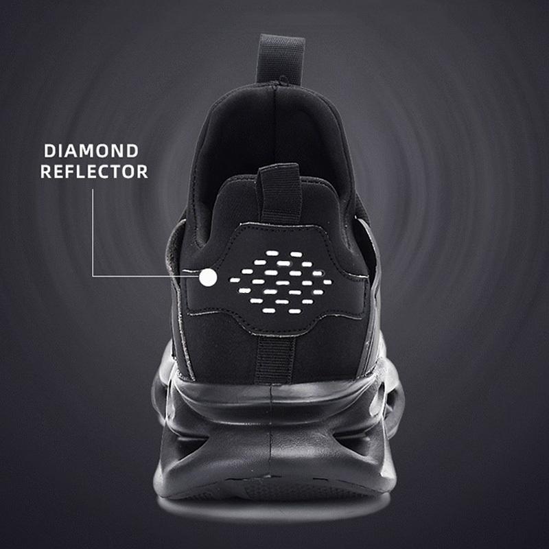 Clearance SaleSafety Boot Toe-Cap Indestructible-Shoes Comfort Anti-Puncture Male Men