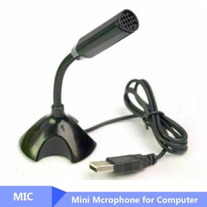 Mini Computer Microphone USB F