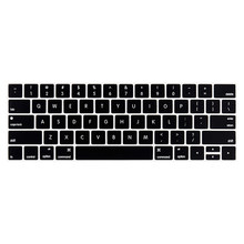 For Macbook Keyboard Cover Stickers Air 13 Pro 13 15 Silicone EU US Alphabet Version Letters for the Keyboard Laptop Accessories(China)