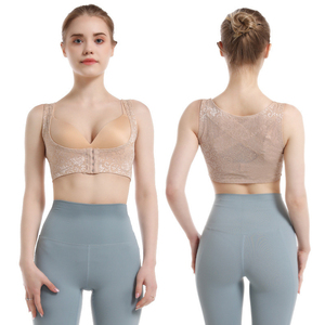 Image 5 - Ultra thin straight strap Qiao correction chest support adult female invisible correction clothing to receive vice breast artifa