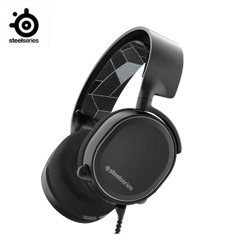 SteelSeries Arctis 3  All-Platform Gaming Headset For PC PlayStation 4 Nintendo Switch VR Android