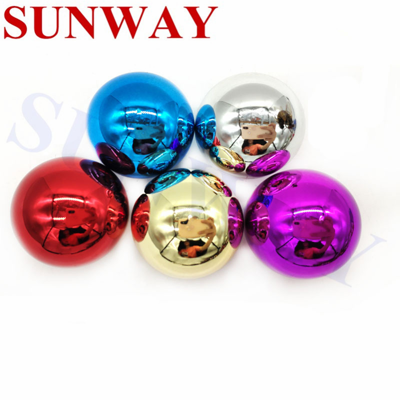 5pcs The Latest Round Top Ball Topball 35mm Gold Silver Purple Blue Red for Sanwa /Zippy Joystick DIY Arcade Game Machine Parts