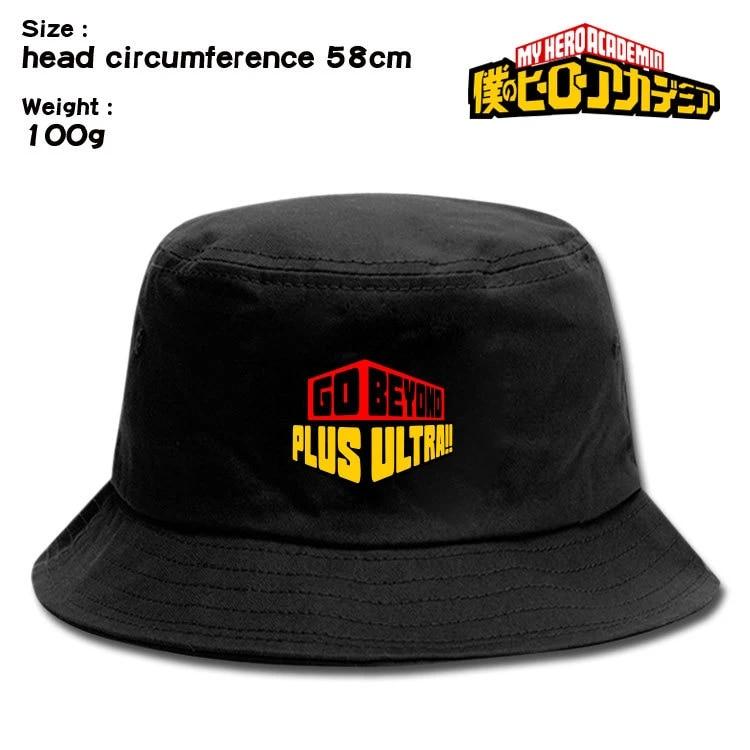Deku Baku MHA Knit Hat Novelty Beanie Black Cap for Men Accessory Winter Hat