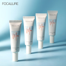 FOCALLURE BLURMAX Pore-ลด Primer แต่งหน้า Professional Oil-Control Face Smooth Flawless BASE เจลเครื่องสำอางค์(China)