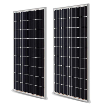 Monocrystalline Solar Panel with Enhanced Surface Abrasion Resistance for Outdoor Use