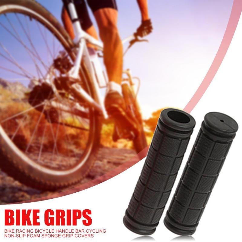 Bike Racing Bicycle Handle Bar Cycling Non-slip Foam Sponge Grip Covers