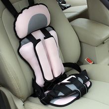 Baby Chairs Thicken Sponge Kids Car Stroller Seats Pad Childseat Baby Safe Seat MPortable Baby Toddler Simple Car Safety Seat
