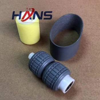 new pick up roller set compatible for Kyocera KM3500/4500i/5500i/4501/5501/3501 copier ADF pickup roller laser part 3pc/set 1set