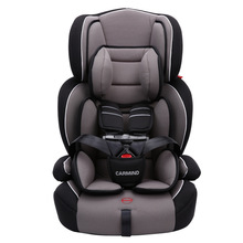 Baby Booster Car Seat Child Safety Chair for Universal Sit and Lie Isofix Five-point Harness 0~12Y
