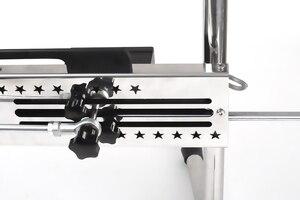 Image 5 - IGRARK Premium Mute Sex Machine Vac u Lock Turbo Gear Power 120W With Free Big Dildo Love Machine For Woman Sex Product