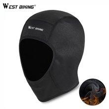 West biking сетчатые велосипедные шлемы внутренняя шапка s зимняя