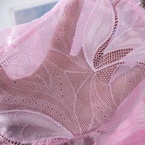 SANDL сексуальное женское нижнее белье из хлопка со средней талией, кружевные трусы, женские полупрозрачные трусы, модное гибкое Сетчатое нижнее белье, трусики|Женские трусики|   | АлиЭкспресс