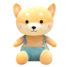 Lovely Soft Fat Shiba Inu Dog Plush Doll Toy Kawaii Puppy Dog Shiba Stuffed Doll Cartoon Pillow Toy Gift For Kids Baby Children plush toy dog cute puppy doll toy doll can be used for wedding gifts for children s gift kids toys free shipping