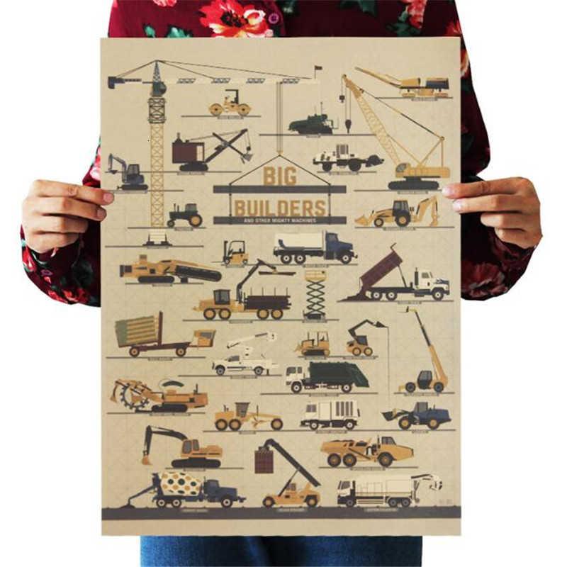 O quadro do quadro do sanduíche do quadro do cartaz da pintura da coleção da cerveja do vintage decoracion arte da parede cartazes de papel kraft adesivo de parede
