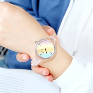 Image 5 - SKMEI Women Watches Luxury Top Brands Simple Quartz Wrist Watch Fashion Female Girl Clock Relogio Feminino Ladies Wristwatches